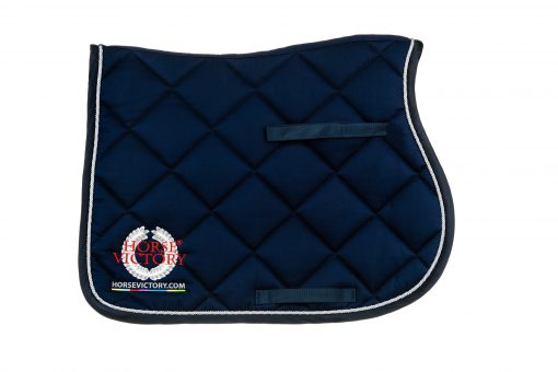 Horse Victory Saddle Pad Deluxe