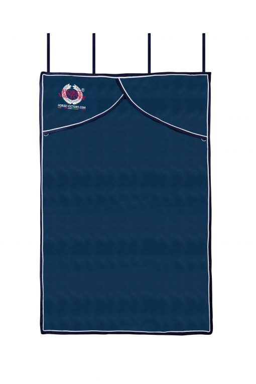 Horse Victory Stable Curtain Deluxe